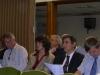 AG 2010 - Christian Ribier (Thales), Brigitte Duong (Dassault), Luc Fernadez (Thales) et Daniel Faure (Alcatel)