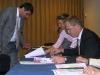 AG 2010 - Gérard Doukhan (Groupe CA) vient augmenter le nombre de présents...